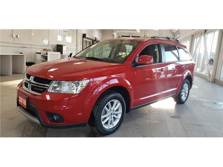 2018 Dodge Journey SXT (Stk: 21291) in Ottawa - Image 1 of 15