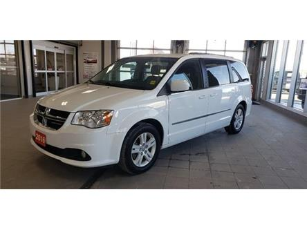 2016 Dodge Grand Caravan Crew (Stk: 21721) in Ottawa - Image 1 of 13