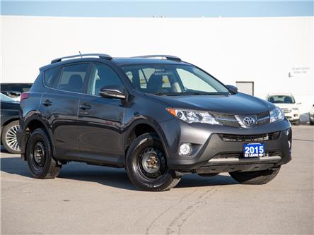 2015 Toyota RAV4 XLE (Stk: 802802) in St. Catharines - Image 1 of 22