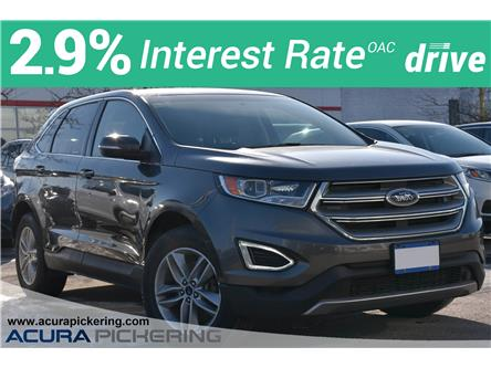 2016 Ford Edge SEL (Stk: AP4989A) in Pickering - Image 1 of 33