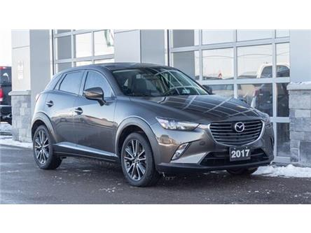 2017 Mazda CX-3 GT (Stk: 10615BU) in Innisfil - Image 1 of 22
