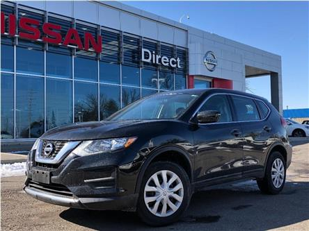 2017 Nissan Rogue S AWD   CERTIFIED PRE-OWNED (Stk: P0663) in Mississauga - Image 1 of 18