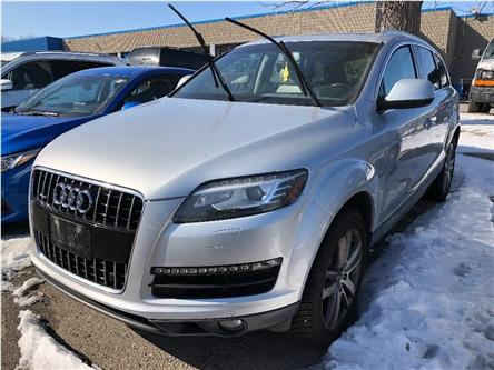 2011 Audi Q7 3.0L Premium | AS IS (Stk: N4249A) in Mississauga - Image 1 of 9