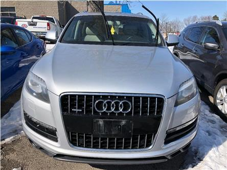 2011 Audi Q7 3.0L Premium | AS IS (Stk: N4249A) in Mississauga - Image 2 of 9