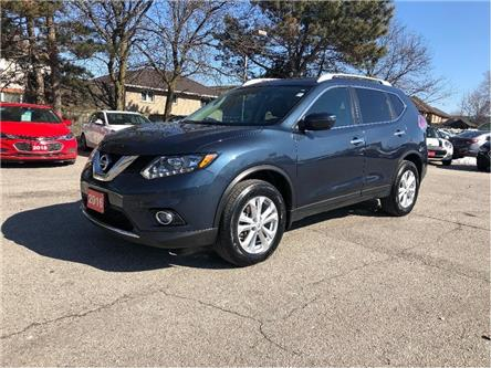2016 Nissan Rogue SV |LEATHER | PANO ROOF |HEATED SEATS |AWD (Stk: 5608) in Stoney Creek - Image 1 of 24