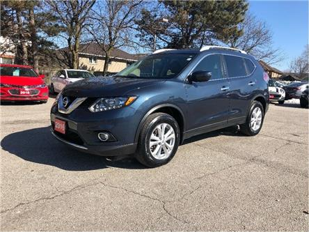 2016 Nissan Rogue SV |LEATHER | PANO ROOF |HEATED SEATS |AWD (Stk: 5608) in Stoney Creek - Image 2 of 24