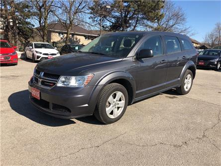 2015 Dodge Journey Canada Value Pkg |LOW KM!! | ONE OWNER!! (Stk: 5586) in Stoney Creek - Image 1 of 18
