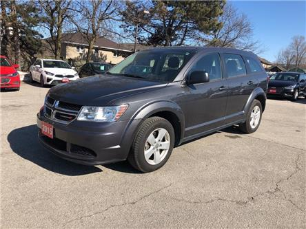 2015 Dodge Journey Canada Value Pkg |LOW KM!! | ONE OWNER!! (Stk: 5586) in Stoney Creek - Image 2 of 18