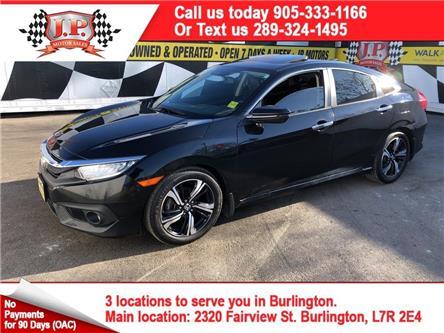 2016 Honda Civic Touring (Stk: 48954) in Burlington - Image 1 of 26