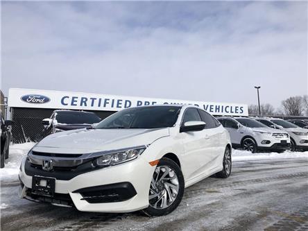 2016 Honda Civic EX (Stk: P9022) in Barrie - Image 1 of 16