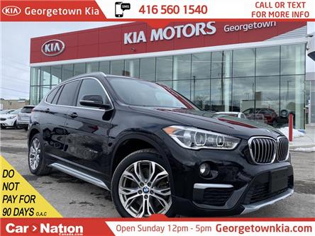 2017 BMW X1 xDrive28i|CLEAN CARFAX|ONLY 30,144KMS |ROOF|BU CAM (Stk: P13124) in Georgetown - Image 1 of 34