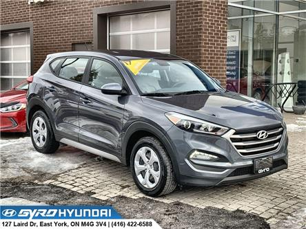 2017 Hyundai Tucson Base (Stk: H5639) in Toronto - Image 1 of 28