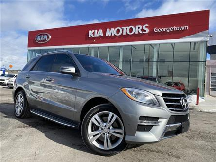 2013 Mercedes-Benz M-Class ML 350 BlueTEC | 4MATIC |LEATHER|ROOF|NAVI|B/U CAM (Stk: P13045) in Georgetown - Image 2 of 36