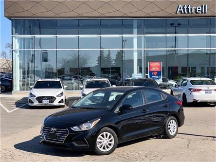 2019 Hyundai Accent Preferred (Stk: 4180) in Brampton - Image 1 of 18