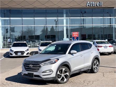 2016 Hyundai Tucson 1.6 T AWD ONE OWNER (Stk: 35452A) in Brampton - Image 1 of 15
