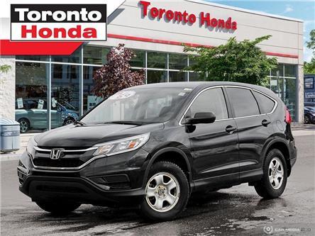 2015 Honda CR-V LX (Stk: H40033A) in Toronto - Image 1 of 27