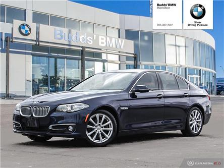 2014 BMW 528i xDrive (Stk: T03042A) in Hamilton - Image 1 of 29