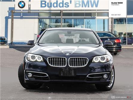 2014 BMW 528i xDrive (Stk: T03042A) in Hamilton - Image 2 of 27