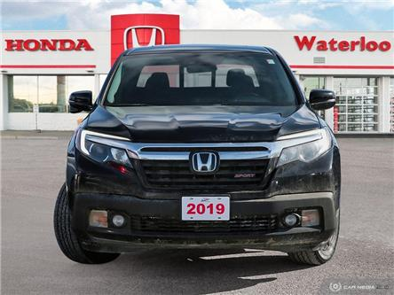 2019 Honda Ridgeline Sport (Stk: H6747A) in Waterloo - Image 2 of 27