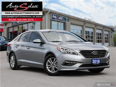 2016 Hyundai Sonata GLS (Stk: 16HGT21) in Scarborough - Image 1 of 28
