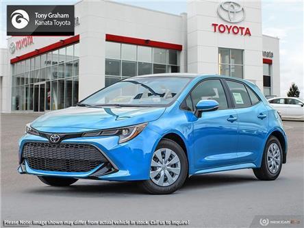 2020 Toyota Corolla Hatchback Base (Stk: 90229) in Ottawa - Image 1 of 24