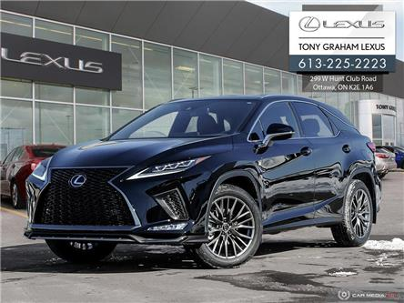 2020 Lexus RX 350 Base (Stk: P8743) in Ottawa - Image 1 of 29