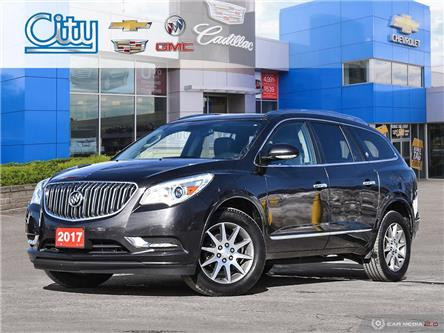 2017 Buick Enclave Leather (Stk: R12489) in Toronto - Image 1 of 27