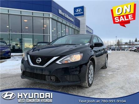 2019 Nissan Sentra  (Stk: E4855) in Edmonton - Image 1 of 20