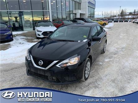 2019 Nissan Sentra  (Stk: E4855) in Edmonton - Image 2 of 20