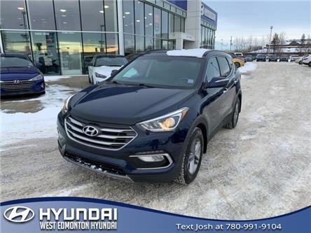 2017 Hyundai Santa Fe Sport 2.4 Premium (Stk: 6162A) in Edmonton - Image 2 of 29