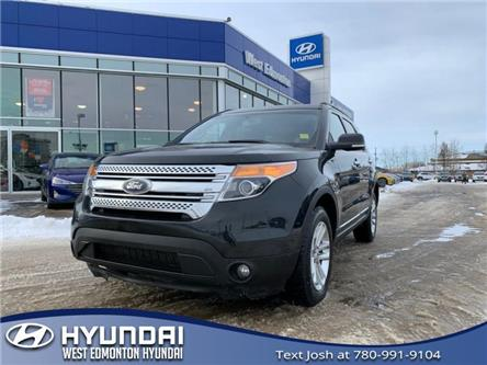2014 Ford Explorer XLT (Stk: E4799A) in Edmonton - Image 1 of 24