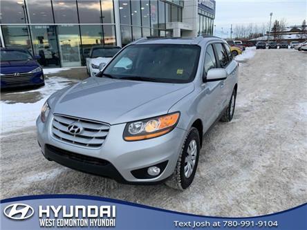 2010 Hyundai Santa Fe GLS (Stk: E4940) in Edmonton - Image 2 of 21