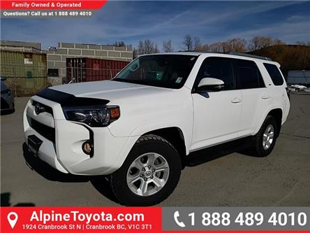 2016 Toyota 4Runner SR5 (Stk: 5398851M) in Cranbrook - Image 1 of 26
