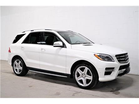 2015 Mercedes-Benz M-Class Base (Stk: 604669) in Vaughan - Image 1 of 30