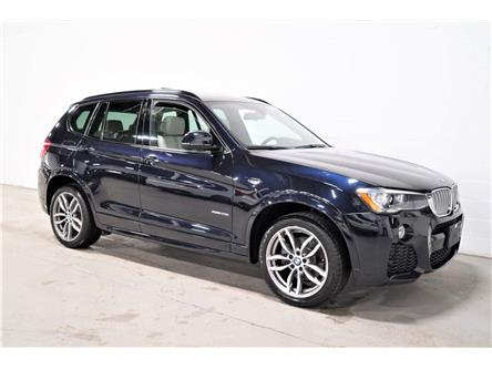 2016 BMW X3 xDrive28i (Stk: D87980) in Vaughan - Image 1 of 30