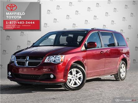 2019 Dodge Grand Caravan Crew (Stk: M04020) in Edmonton - Image 1 of 20