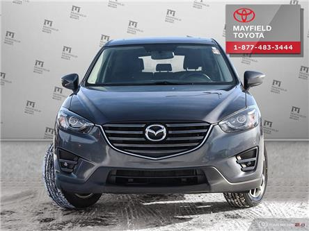 2016 Mazda CX-5 GT (Stk: M000889A) in Edmonton - Image 2 of 20
