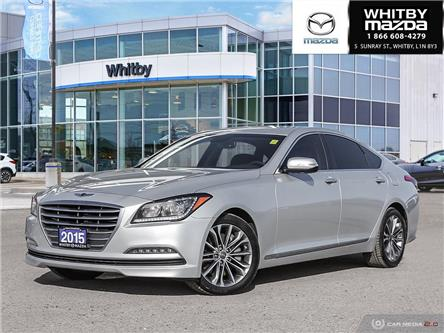 2015 Hyundai Genesis  (Stk: P17387A) in Whitby - Image 1 of 27