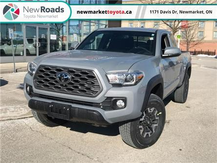 2020 Toyota Tacoma Base (Stk: 34863) in Newmarket - Image 1 of 21