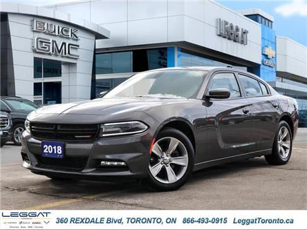 2018 Dodge Charger SXT Plus (Stk: T11701) in Etobicoke - Image 1 of 28