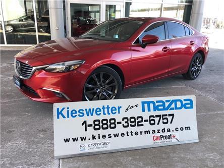 2016 Mazda MAZDA6 GT (Stk: U3953) in Kitchener - Image 1 of 30