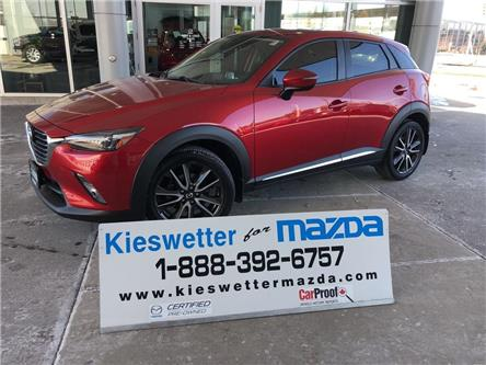 2016 Mazda CX-3 GT (Stk: 36290A) in Kitchener - Image 1 of 30