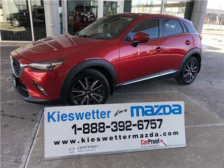 2016 Mazda CX-3 GT (Stk: 36290A) in Kitchener - Image 2 of 30