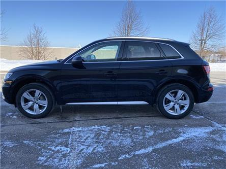 2018 Audi Q5 2.0T Technik (Stk: B20102T1) in Barrie - Image 2 of 14