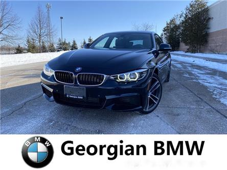 2018 BMW 440i xDrive Gran Coupe (Stk: P1613) in Barrie - Image 1 of 14