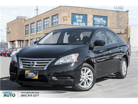 2015 Nissan Sentra 1.8 S (Stk: 677601) in Milton - Image 1 of 19