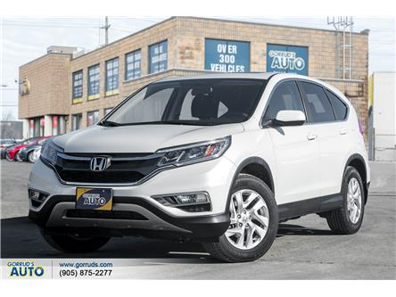 2016 Honda CR-V EX (Stk: 101352) in Milton - Image 1 of 19