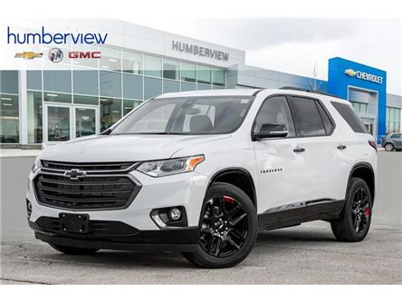 2020 Chevrolet Traverse Premier (Stk: 20TZ020) in Toronto - Image 1 of 21