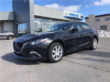 2016 Mazda Mazda3  (Stk: 19C009A) in Kingston - Image 2 of 2