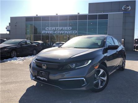 2019 Honda Civic LX (Stk: 20138A) in Toronto - Image 1 of 22
